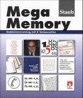 9783931084226: Mega Memory - Gedächtnistraining mit 8 Tonkassetten