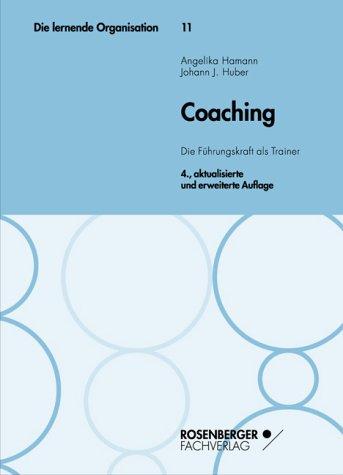 9783931085315: Coaching: Die Führungskraft als Trainer
