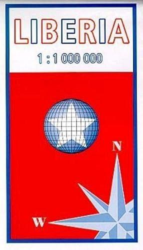 9783931099244: Liberia 1: 1 000 000