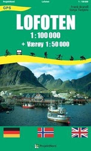 9783931099268: Lofoten 1 : 100 000