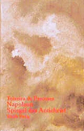 9783931135300: Napoleon: Spiegel des Antichrist