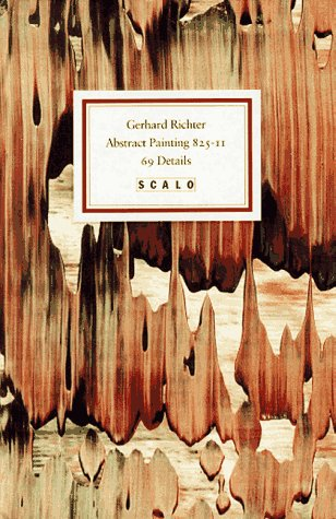 Gerhard Richter: Abstract Painting 825-II, 69 Details: Richter, Gerhard