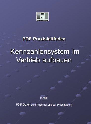 9783931145774: PDF-Praxisleitfaden Kennzahlensystem im Vertrieb aufbauen