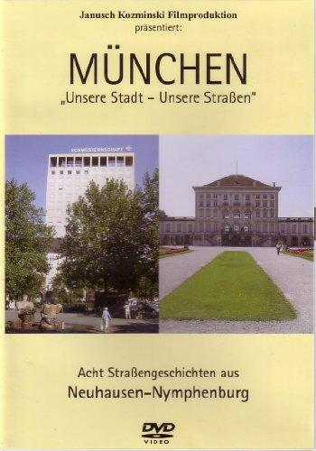 9783931231163: Unsere Stadt - unsere Strassen: Acht Strassengeschichten aus Neuhausen-Nymphenburg (Livre en allemand)
