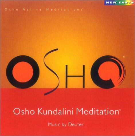 Kundalini. CD: Beliebte Abendmeditation in vier Phasen. Meditations of Osho