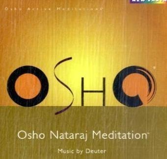 9783931254032: Osho Nataraj Meditation, 1 Audio-CD