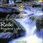9783931254926: Reiki, Hands of Light, 1 CD-Audio