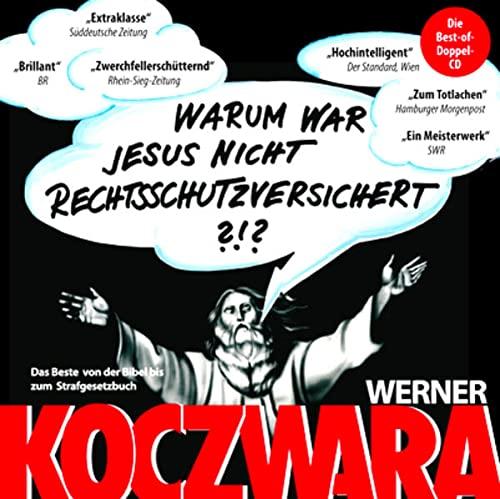9783931265625: Warum war Jesus nicht rechtsschutzversichert?!?, 2 Audio-CDs