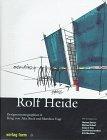 9783931317058: Rolf Heide (Designer Monographs)