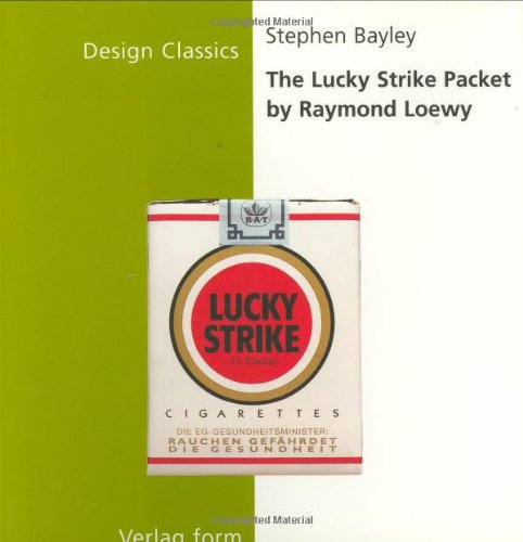 9783931317720: The Lucky Strike Packet (Design Classics Series)
