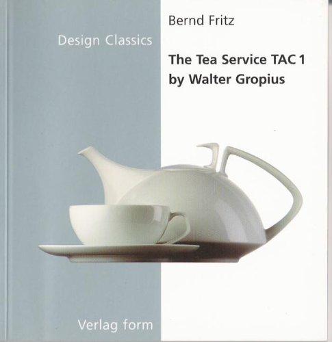 9783931317775: The Tea Service Tac 1 (Design Classics Series)
