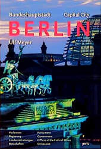9783931321987: Berlin, the New Capital