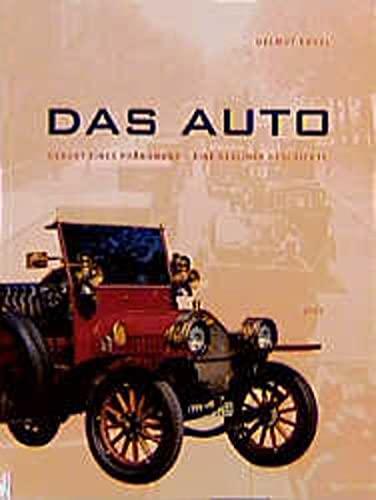 9783931321994: Das Auto: Ein Phanomen DES 20 Jahrhunderts