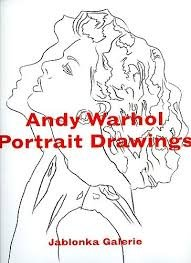 Andy Warhol Portrait Drawings