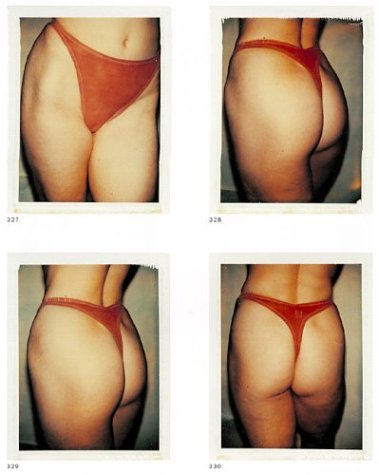 9783931354282: Andy Warhol: Ladies & Gentleman, Sex Parts, Torsos, Polaroids