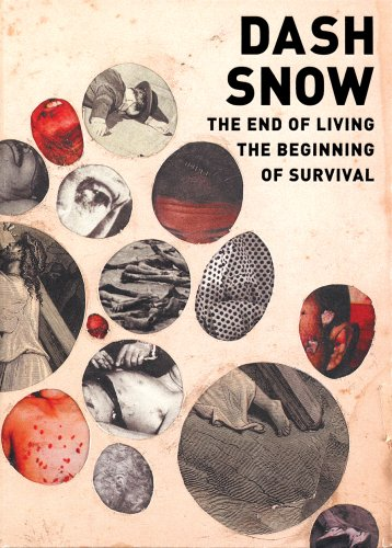 9783931355425: Dash Snow: The End of Living - The Beginning of Survival