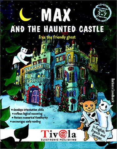 9783931372217: Max and the Haunted Castle