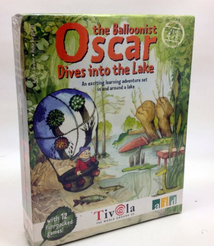 9783931372477: Oscar the Balloonist Dives into the Lake: An Exciting Learning Adventure Set in and Around a Lake