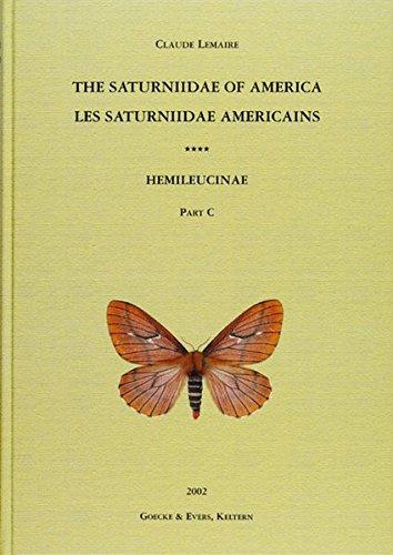 9783931374082: Saturniidae of America: Hemileucinae, 3 Vols.