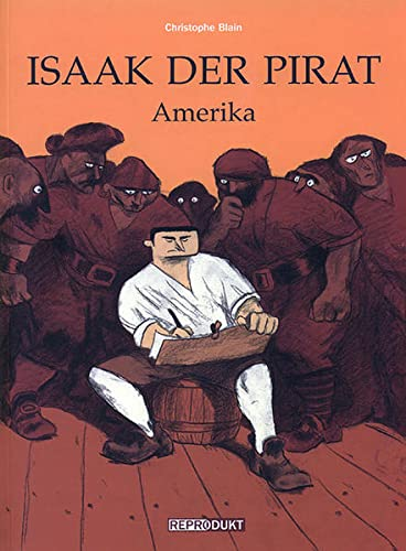 9783931377991: Isaak, der Pirat 01. Amerika