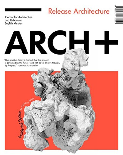 9783931435356: Arch+ 51 - Release Architecture Kerez/Oehy