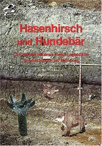 9783931516079: Hasenhirsch und Hundebär: Chronik der tertiären Fossil-Lagerstätte Sandelzhau...