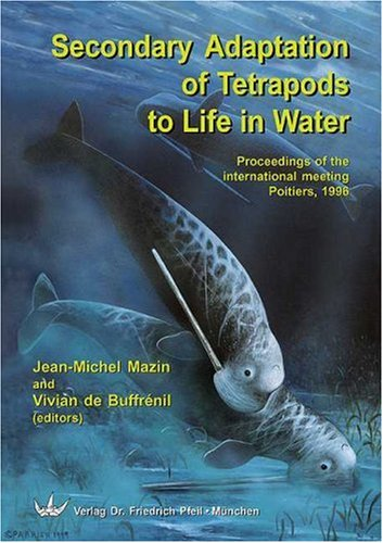 9783931516888: Secondary Adaptation of Tetrapods to Life in Water