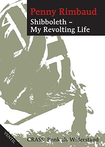 9783931555979: Shibboleth - My Revolting Life