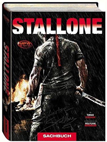 9783931608125: Sylvester Stallone