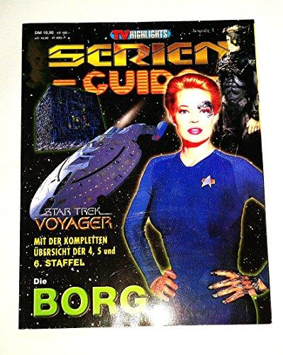 TV Highlights Serien-Guide, H.3, Star Trek, Voyager - o. A.