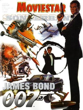 9783931608675: MovieStar Sonderband James Bond 007