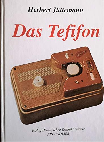 9783931651008: Das Tefifon