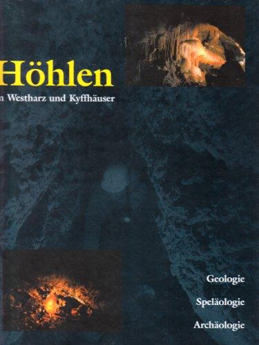 9783931656386: Höhlen im Westharz und Kyffhäuser.