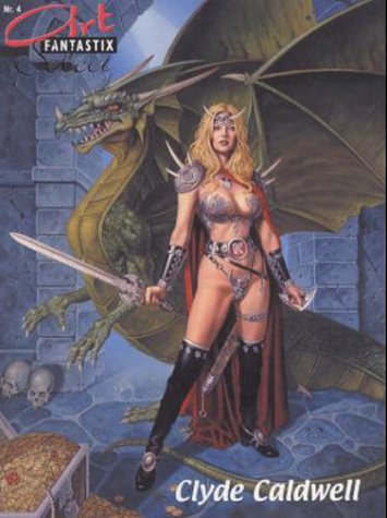 9783931670542: The Art of Clyde Caldwell
