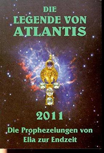 9783931695002: Die Legende von Atlantis