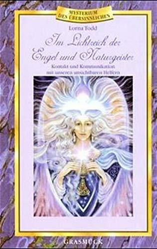 9783931723071: Im Lichtreich der Engel und Naturgeister: Kontakt und Kommunikation mit unseren unsichtbaren Helfern. Mysterium des �bersinnlichen
