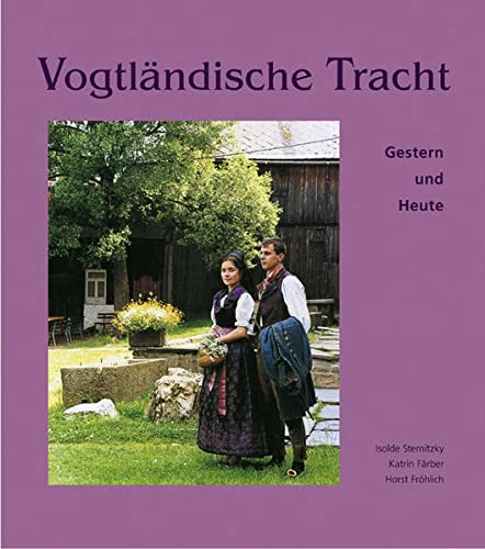 9783931770211: Vogtländische Tracht