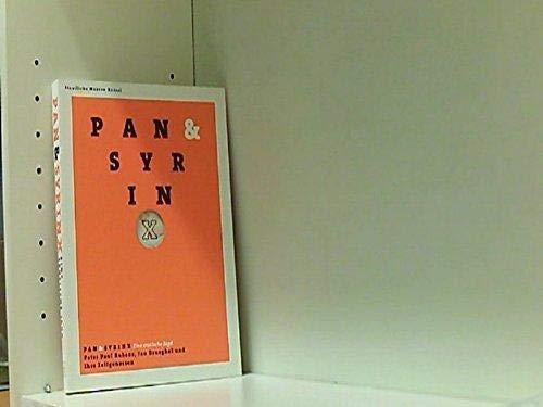 Pan & Syrinx. Eine erotische Jagd: Peter
