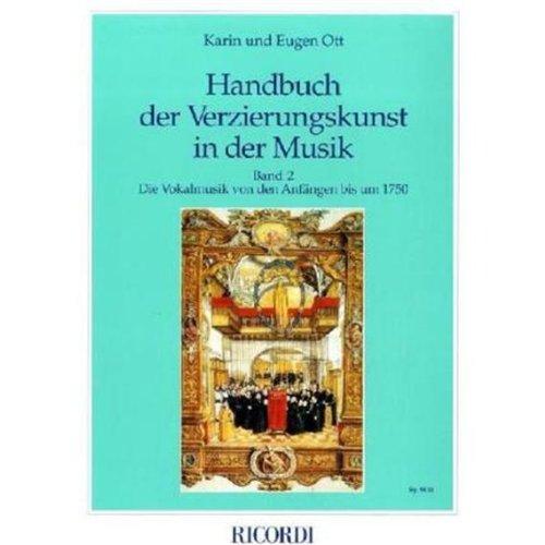 9783931788025: Handbuch Der Verzierungskunt 2