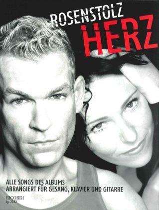 9783931788223: Herz: Alle Songs des Albums arrangiert für Gesang, Klavier und Gitarre