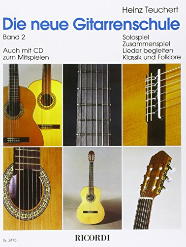 9783931788384: Die Neue Gitarrenschule Band 2