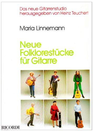 Neue Folklorestcke: Linnemann, Maria