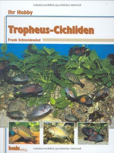9783931792657: Tropheus-Cichliden, Ihr Hobby