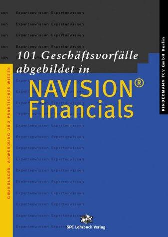 9783931815691: 101 Gesch�ftsvorf�lle abgebildet in NAVISION Financials