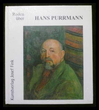 9783931820213: Reden über Hans Purrmann (Livre en allemand)