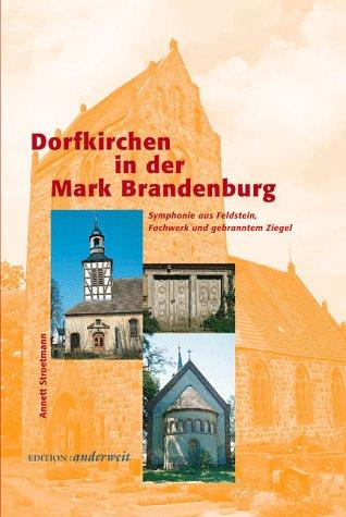 9783931824112: Dorfkirchen in der Mark Brandenburg