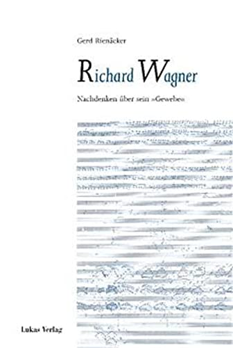 9783931836368: Richard Wagner
