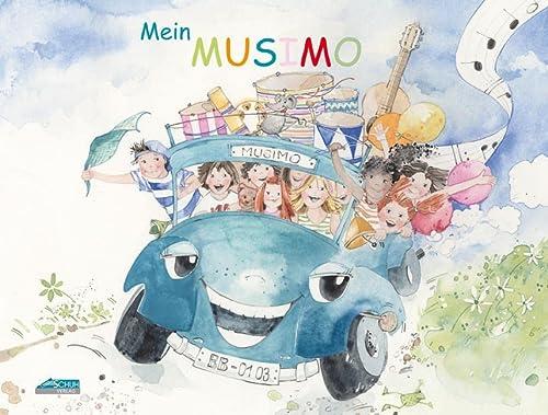9783931862251: Mein Musimo-Kinderheft 1