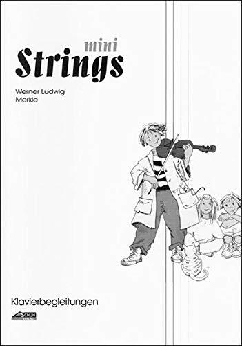 9783931862343: Mini Strings 1 - Klavierbegleitung