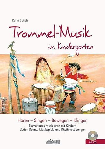 9783931862763: Trommel-Musik im Kindergarten